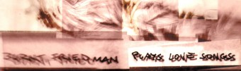 NON05 – Burnt Friedman – Plays Love Songs